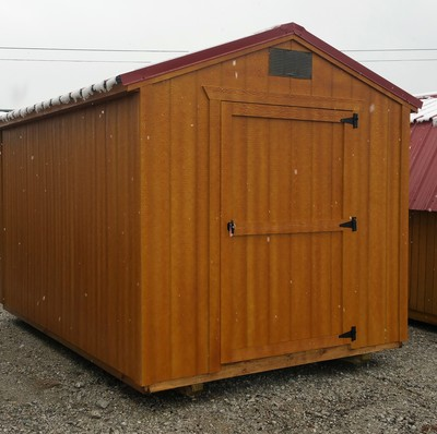 Storage Buildings - Cumberland Homes